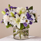 Beyond Blue Bouquet - Ftd