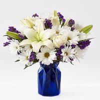 Beyond Blue Cobalt vase