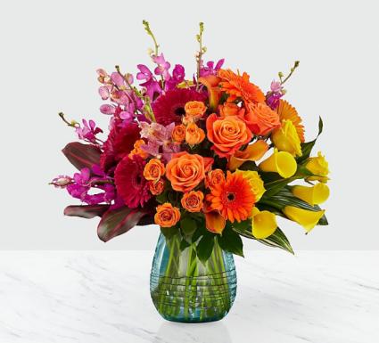Beyond Brilliant Bouquet