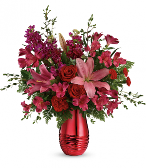 Beyond Radiant Fresh Arrangement in Rossville, GA | Ensign The Florist