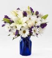 Beyond the blue vase