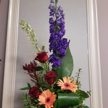 BF-09 Flower Arrangement