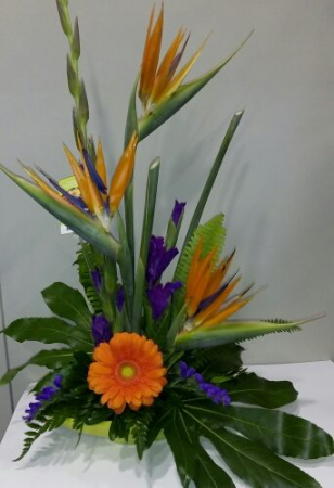 BF-17 Flower Arrangement