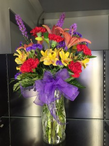 BF Expressions Vase Arrangement