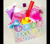 Baby Gift Basket Girl or Boy