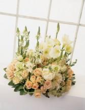 BFC12 URN flower arrangement