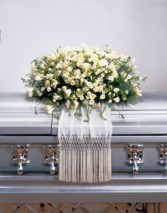 BFC6 CASKET Flowers