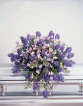 BFC7 CASKET Flowers