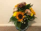 Bi-Color Sunflower  Mother's Day