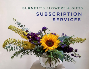 BI-WEEKLY FLOWER SUBSCRIPTION  3 month Subscription  in Kelowna, BC | Burnett's Florist