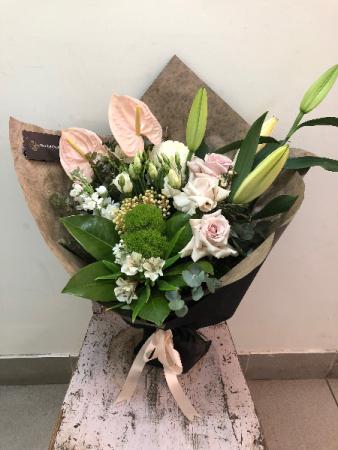 Bianca bouquet