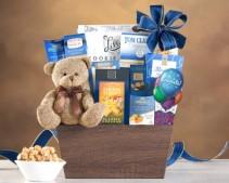Big Bear Hug Gift Basket