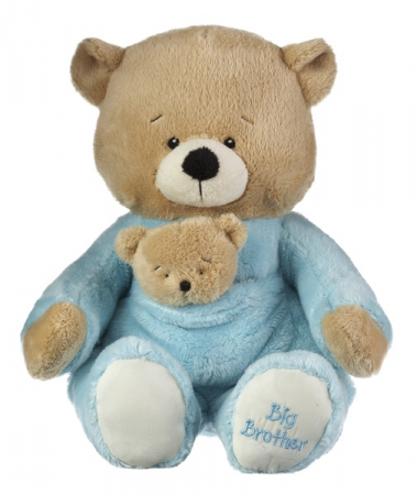 Big Brother Plush Bear Gift