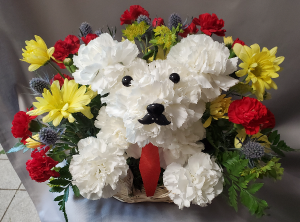 Big Dog Daddy Arrangement in Croton On Hudson, NY   Cooke's Little Shoppe Of Flowers