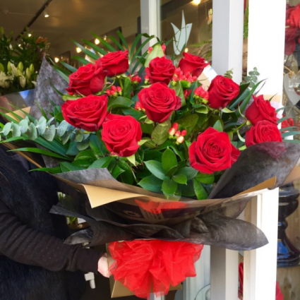 Sweet Heart Bouquet  Delivery or Pick Up