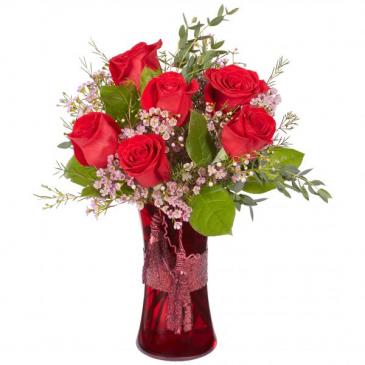 BIG HEART Floral arrangement