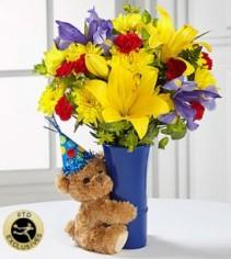 Big Hug Birthday Bouquet