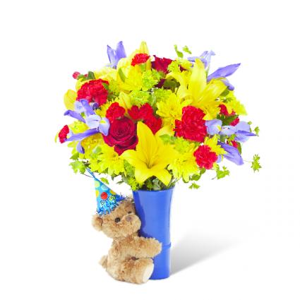 Big Hug® Birthday Bouquet