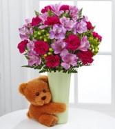 Big Hug Flower Arrangement