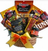 Big Hunk Dad Basket Snack Basket