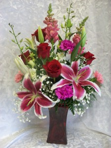 Big Love Fresh Floral Arrangement