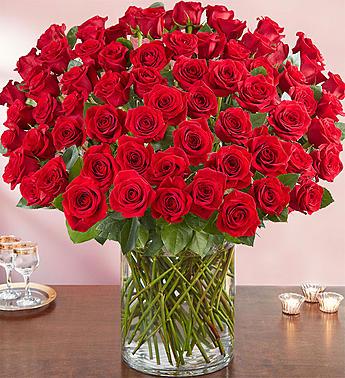 Big Love!! Rose Arrangement