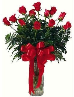 FOR LOVE A Dozen Long Stem Roses