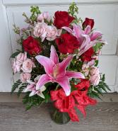 Big Romance Floral Arrangement