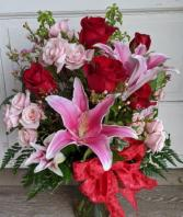 Big Romance Fresh Arrangement