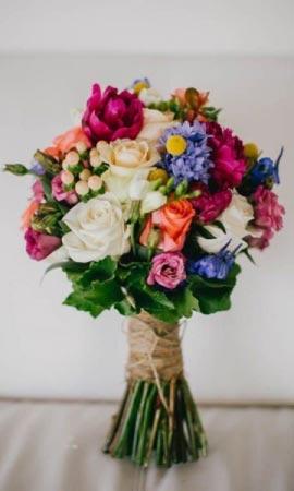 Brightfull Wedding Bouquet Bride Bouquet