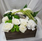 Bird in a Box Fresh Floral Design