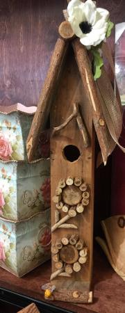 Birdhouse, Hand Made Locally.