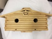 Birdie Duplex Wood Craft