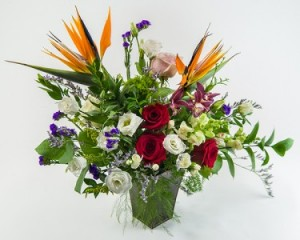Birds Delight  Arrangement in Scarborough, ON | Florida Flowers