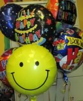 Birthday Balloon Bouquet Balloons