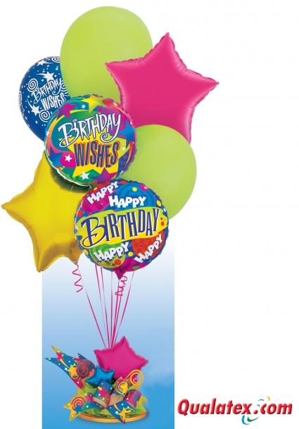 Birthday Balloon Bouquet In Bracebridge ON