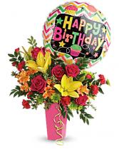 Birthday Bash Bouquet Birthday