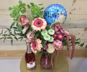 Birthday Bash & Bubbles  in Osoyoos, BC | POLKA DOT DOOR