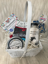 BIRTHDAY BASKET BIRTHDAY