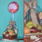Birthday Basket Gift Basket
