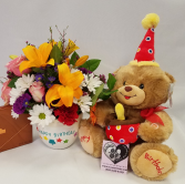Birthday Bear Set Birthday