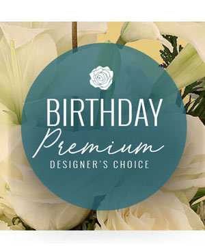 Birthday Beauty Premium Designer's Choice in Bakersfield, CA | LOG CABIN FLORIST