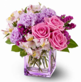 Birthday Bliss Floral Arrangment