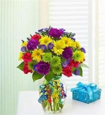 Birthday Bouquet All Around - Birthday