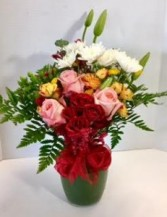 Valentines Day Florist Choice Celebrate with Colorful Arrangements