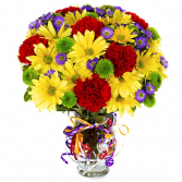 Celebration Flowers Bouquet