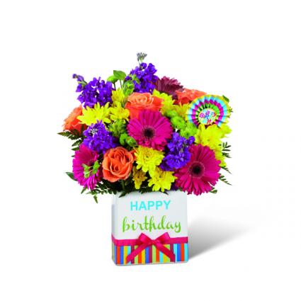Birthday Brights™ Bouquet Birthday