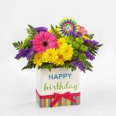 Birthday Brights Bouquet Birthday Flowers