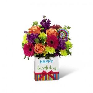Birthday Brightsª Bouquet
