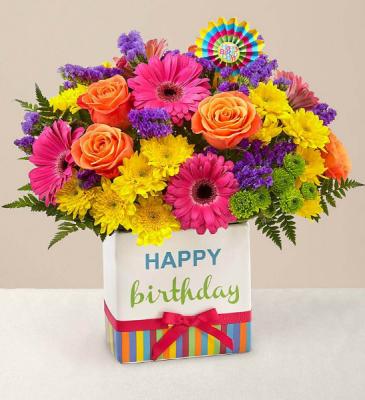 Birthday Brights by FTD